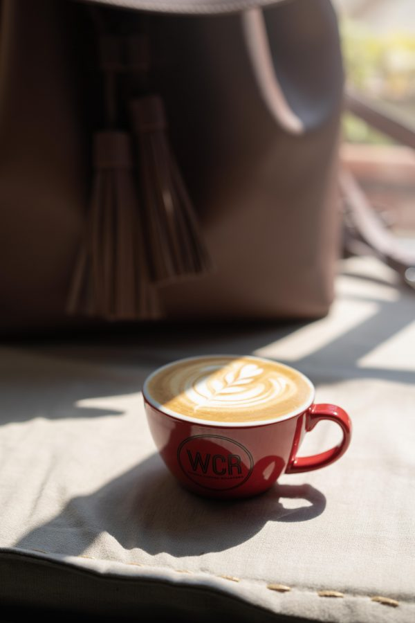 Kiváló cappuccino Nagy-Bertok Anitától.