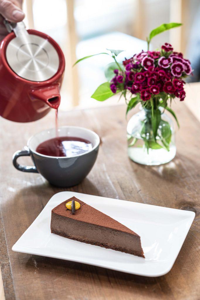 Suki tea a Manooka kávézóban