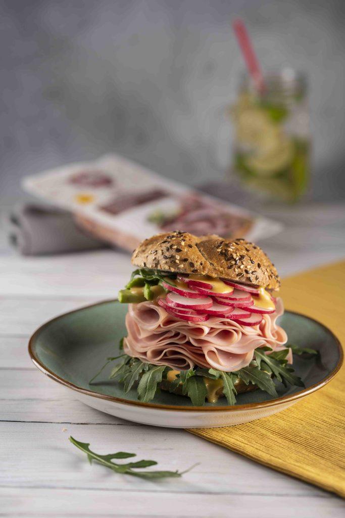 szendvics fotó
