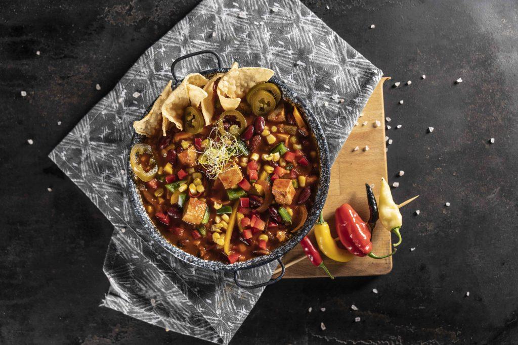 Mexikói ételfotózás